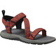 Columbia Wave Train Sandals Men Charcoal/Bright Copper